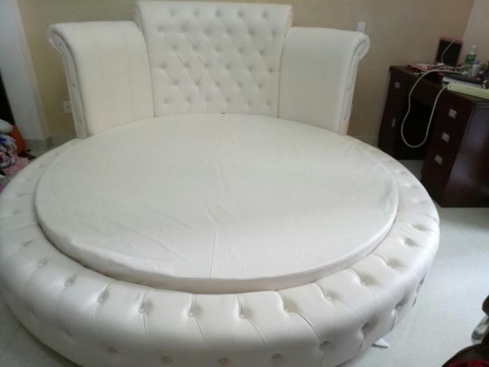 [15] Bán giường ngủ hình tròn giá rẻ tại tphcm, bình dương
