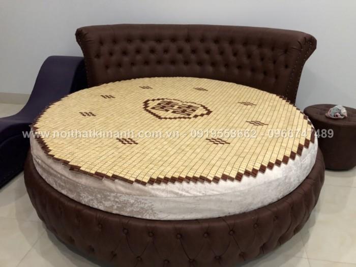 [13] Bán giường ngủ hình tròn giá rẻ tại tphcm, bình dương