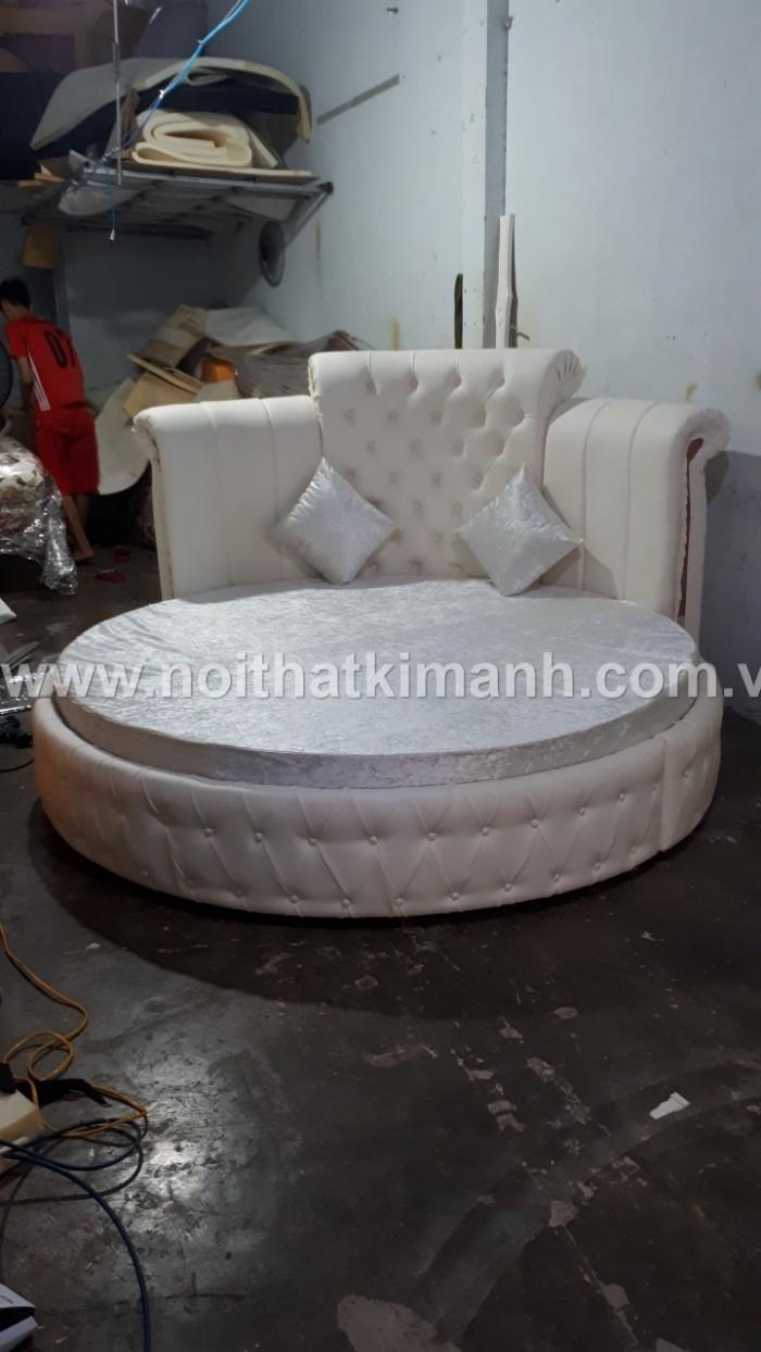 [5] Bán giường ngủ hình tròn giá rẻ tại tphcm, bình dương