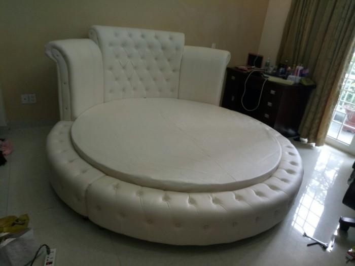 [9] Bán giường ngủ hình tròn giá rẻ tại tphcm, bình dương