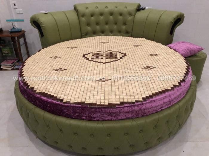 [14] Bán giường ngủ hình tròn giá rẻ tại tphcm, bình dương