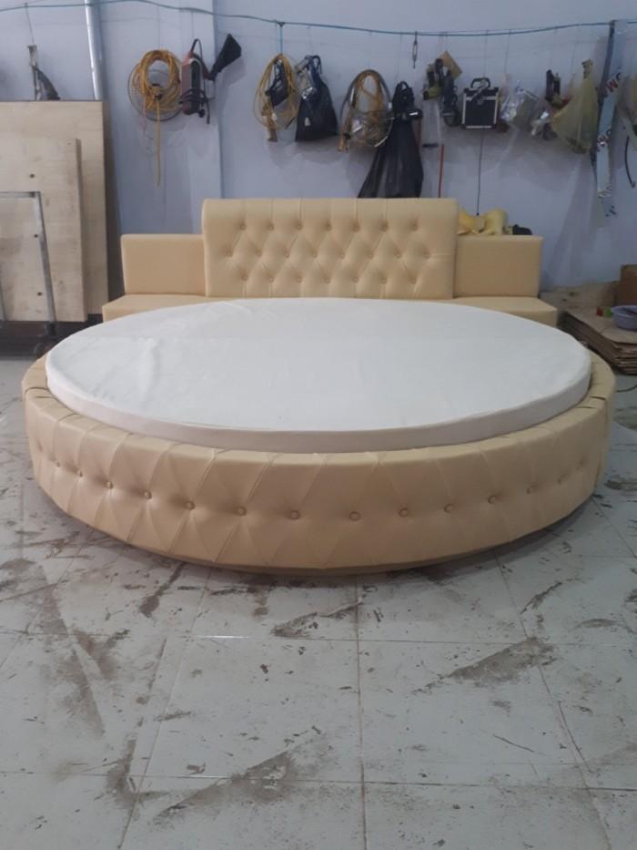 [4] Bán giường ngủ hình tròn giá rẻ tại tphcm, bình dương