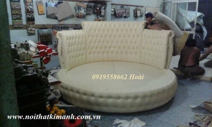 [3] Bán giường ngủ hình tròn giá rẻ tại tphcm, bình dương