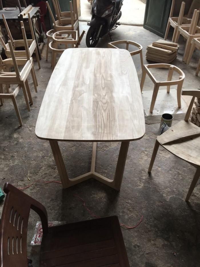 Bộ bàn ghế phòng ăn6