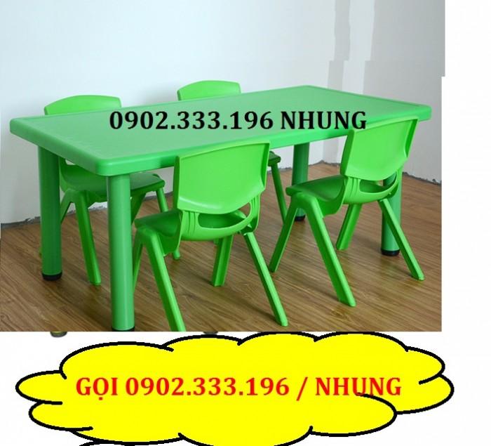 Bán bàn ghế mầm non giá rẻ , bàn ghế trẻ em rẻ nhất q122