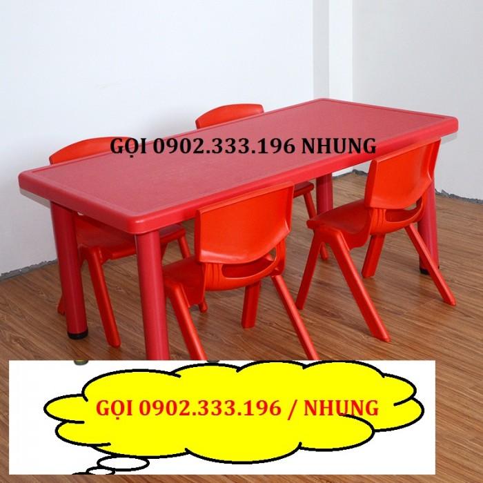 Bán bàn ghế mầm non giá rẻ , bàn ghế trẻ em rẻ nhất q121