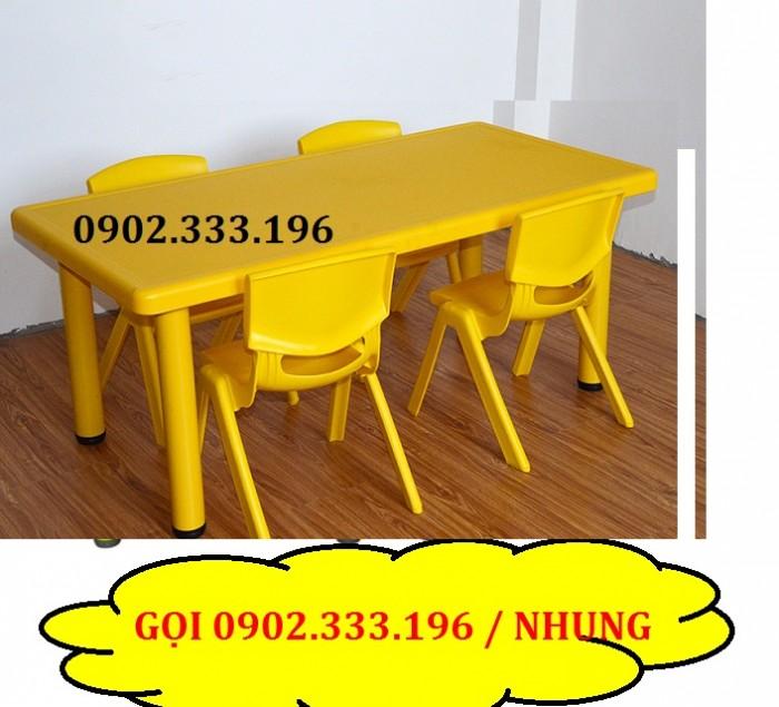 Bán bàn ghế mầm non giá rẻ , bàn ghế trẻ em rẻ nhất q120