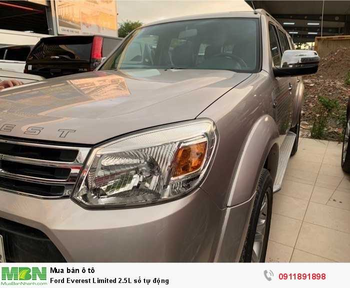 Ford Everest Limited 2.5L số tự động