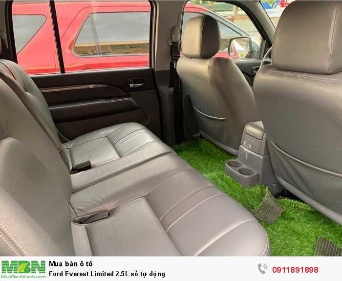 Ford Everest Limited 2.5L số tự động 3