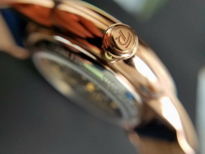 Đồng hồ nam REEF TIGER RGA1693 xanh rose gold3