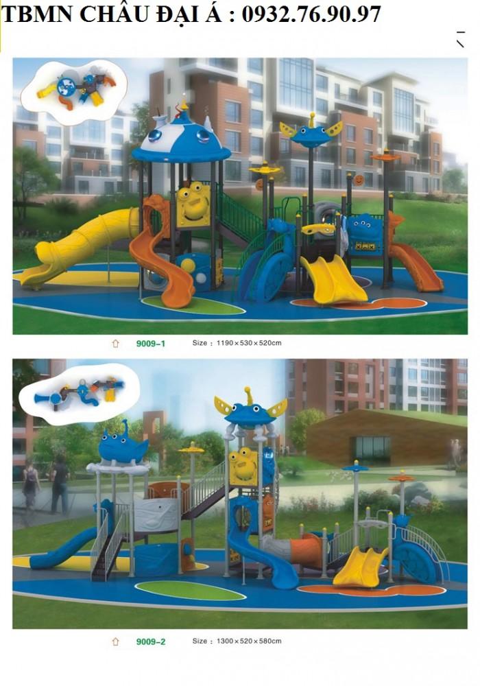 Đồ chơi trẻ em Thiết bị mầm non Châu Đại Á3