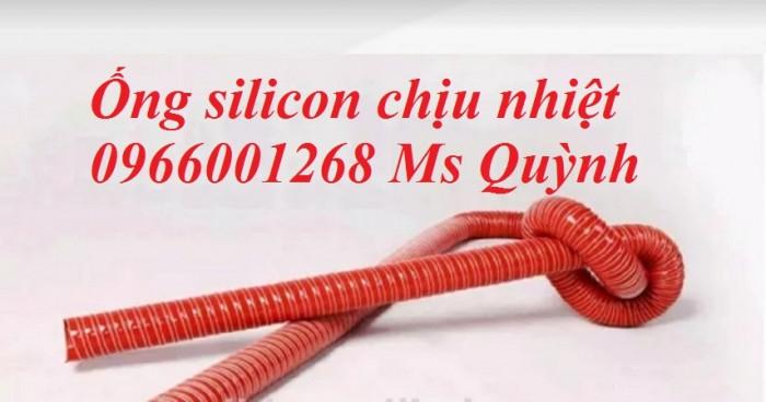 Ống silicon chịu nhiệt phi 38,phi 42,phi 51,phi 63,phi 76,phi 90,phi 1002