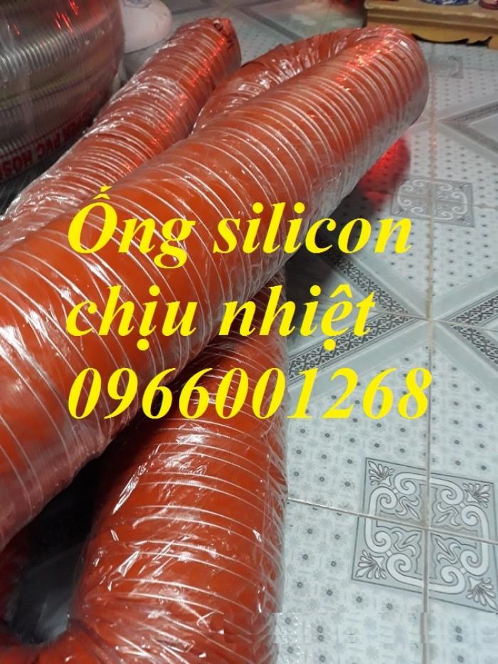 Ống silicon chịu nhiệt phi 38,phi 42,phi 51,phi 63,phi 76,phi 90,phi 1001