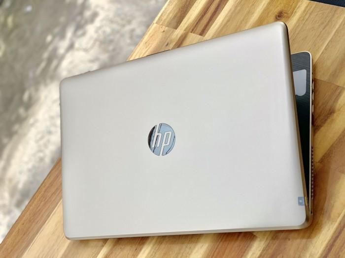 Laptop Hp 15 - bs161tu, I5 8250U 8G SSD128 Full HD Màu Gold Đẹp zinm3