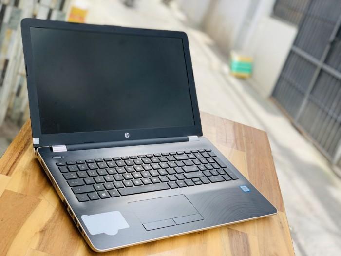 Laptop Hp 15 - bs161tu, I5 8250U 8G SSD128 Full HD Màu Gold Đẹp zinm0