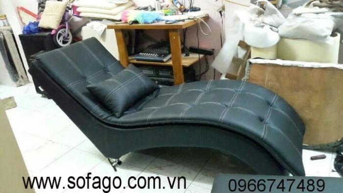 [32] Ghế nằm thư giản cho người già, sofa thư giản bán tại gò vấp, bình thạnh