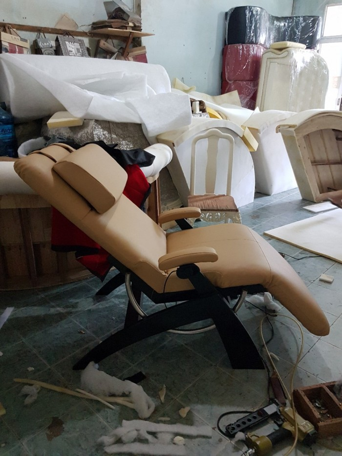 [21] Ghế nằm thư giản cho người già, sofa thư giản bán tại gò vấp, bình thạnh