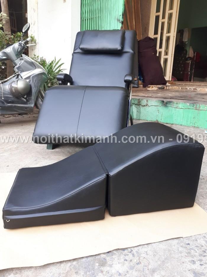 [22] Ghế nằm thư giản cho người già, sofa thư giản bán tại gò vấp, bình thạnh