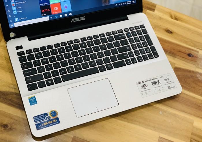 Laptop Asus K555L, i5 5200U 4G SSD128 15inch Đẹp zin 100mm4