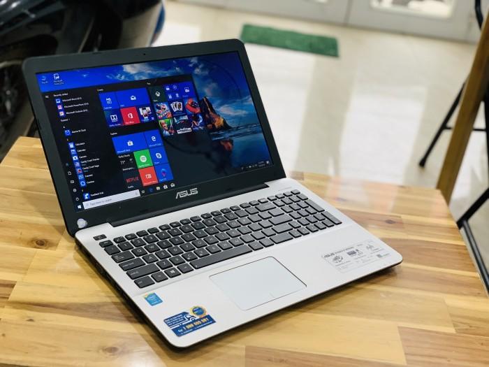Laptop Asus K555L, i5 5200U 4G SSD128 15inch Đẹp zin 100mm3