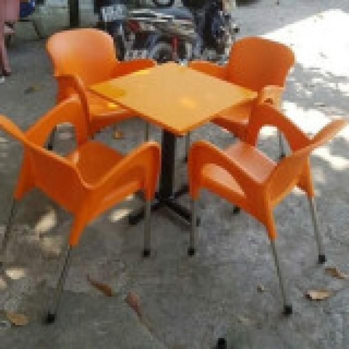 Thanh lý 500 ghế nhựa cafe giá siêu rẻ5