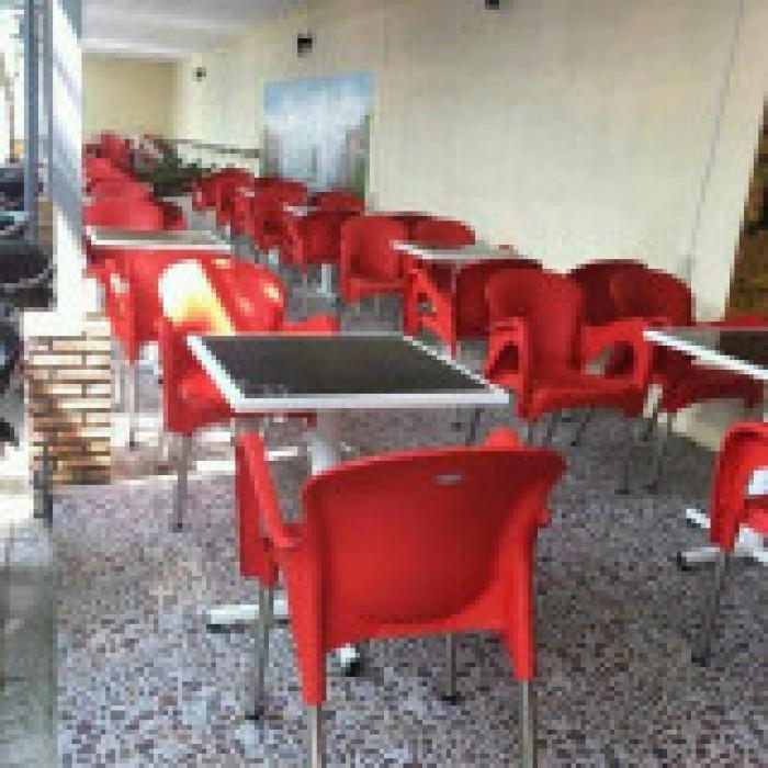 Thanh lý 500 ghế nhựa cafe giá siêu rẻ2