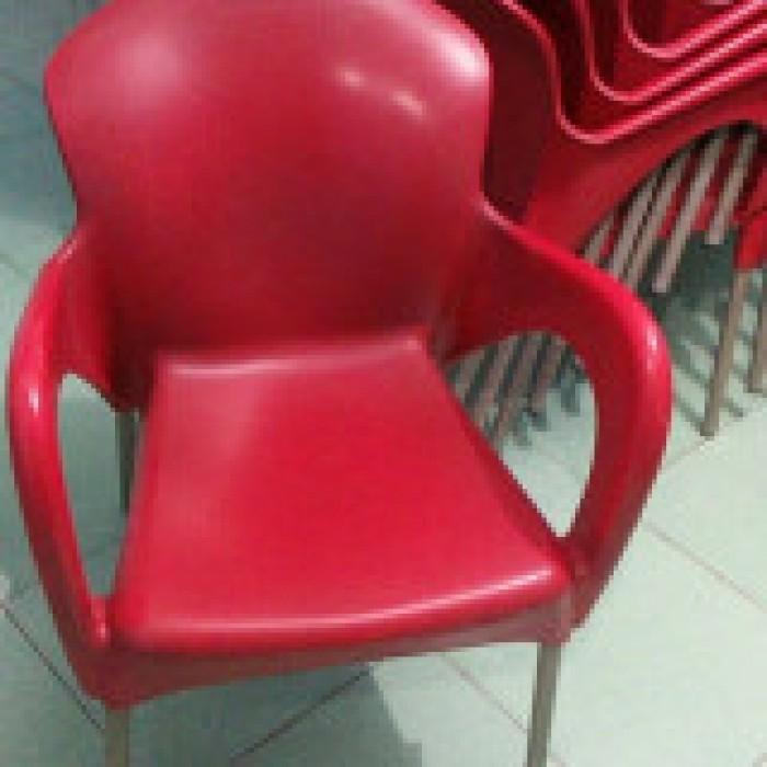 Thanh lý 500 ghế nhựa cafe giá siêu rẻ3