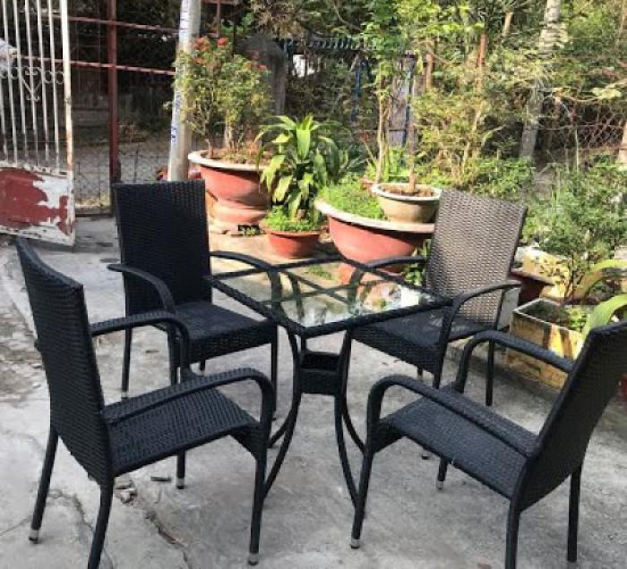 Bàn ghế càfe sân vườn siêu rẻ4