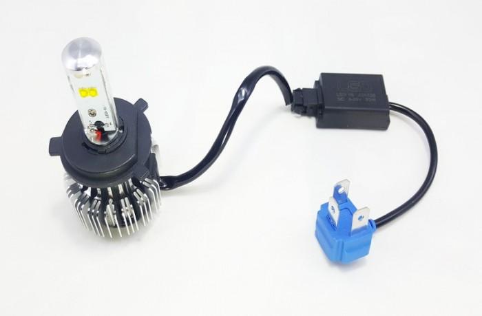Đèn Pha Siêu Sáng Led 16 Mini - 20W Cho Ôtô Xe Máy6