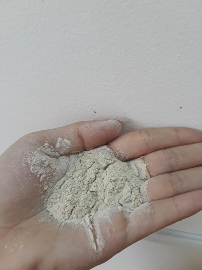 Bột rửa mặt thảo mộc kiểm nhờn, làm sạch da, ngừa mụn0