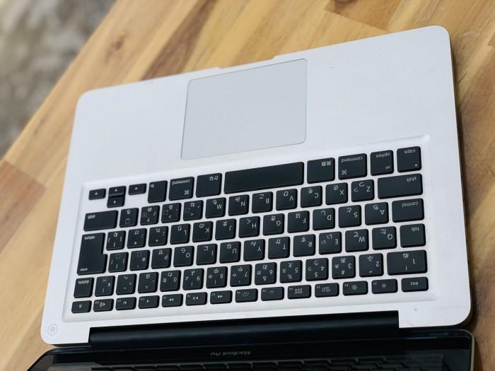 Macbook Pro 13,3in A1278, i5 8G 500G Đèn phím vỏ nhôm đẹp zin 100mm4