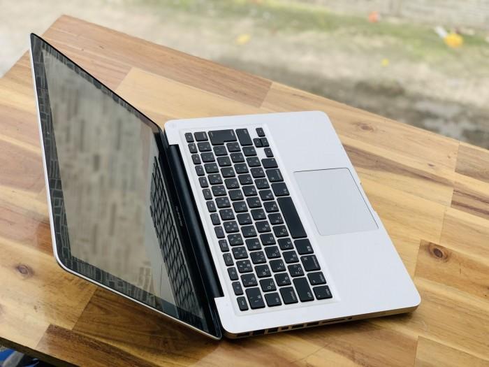 Macbook Pro 13,3in A1278, i5 8G 500G Đèn phím vỏ nhôm đẹp zin 100mm2