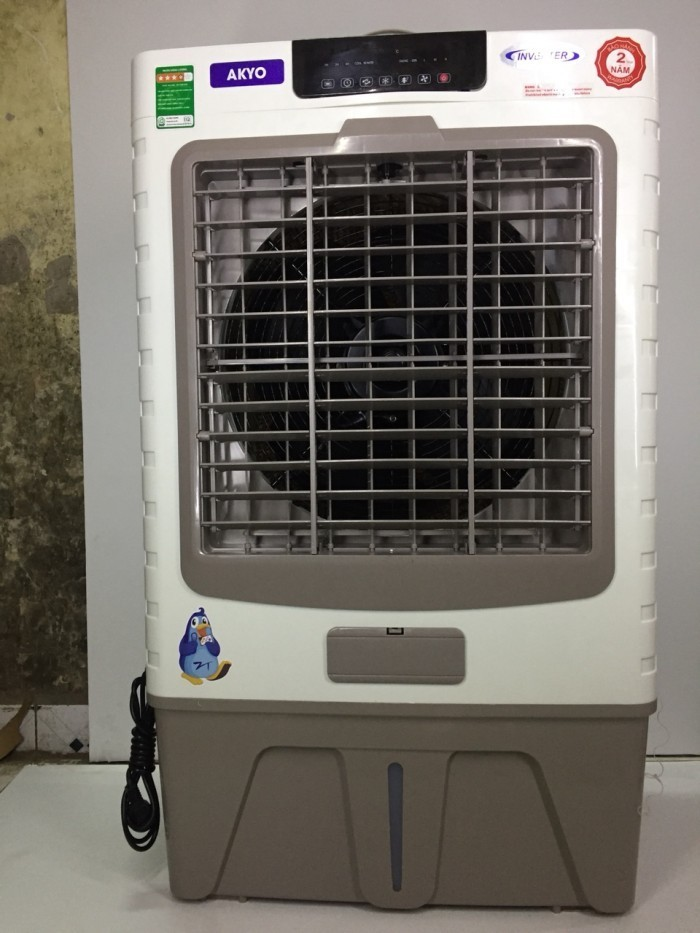 Xả kho quạt điều hòa hơi nước AKYO ZT-80 nhập khẩu thái lan có khay chứa đá làm mát nhanh1