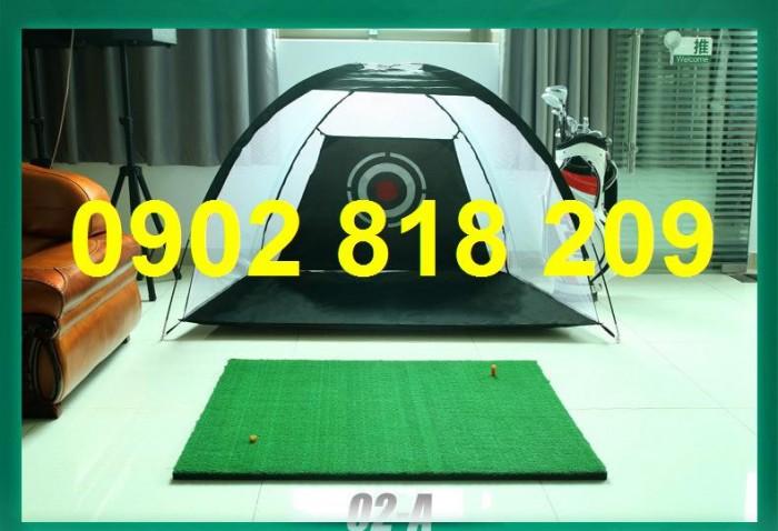 Thảm tập golf 3D (3 lớp)5