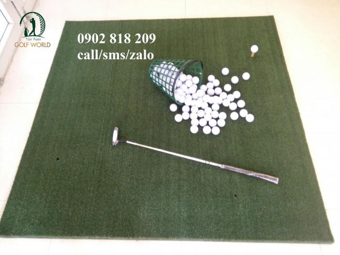 Thảm tập golf 3D (3 lớp)2
