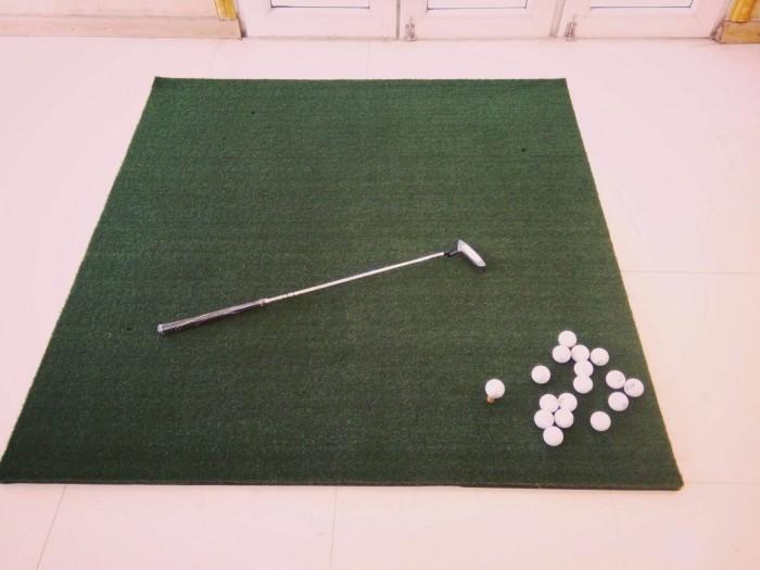Thảm tập golf 3D (3 lớp)0