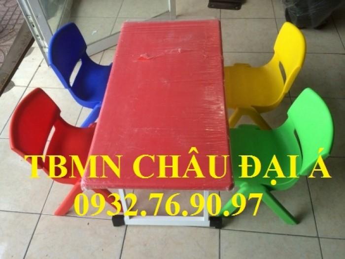 Bàn ghế mầm non Chuyên Sỉ Ghế Nhựa Nhập Khẩu3