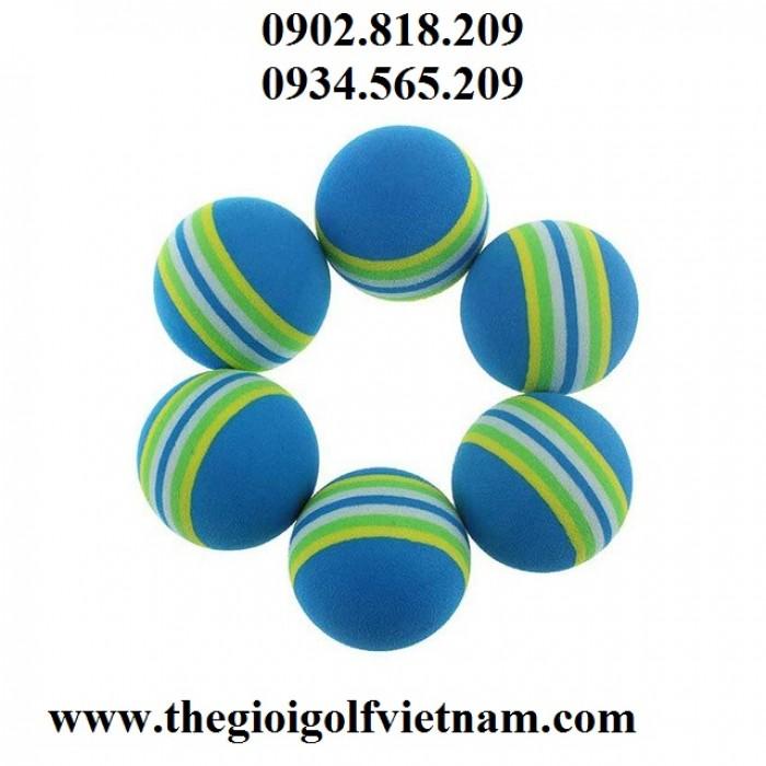 Bóng golf xốp1