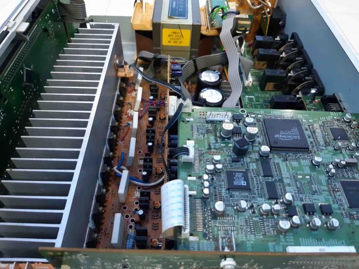 Ampli nội địa Nhật ONKYO TX SA 604 công suất khủng 450W11