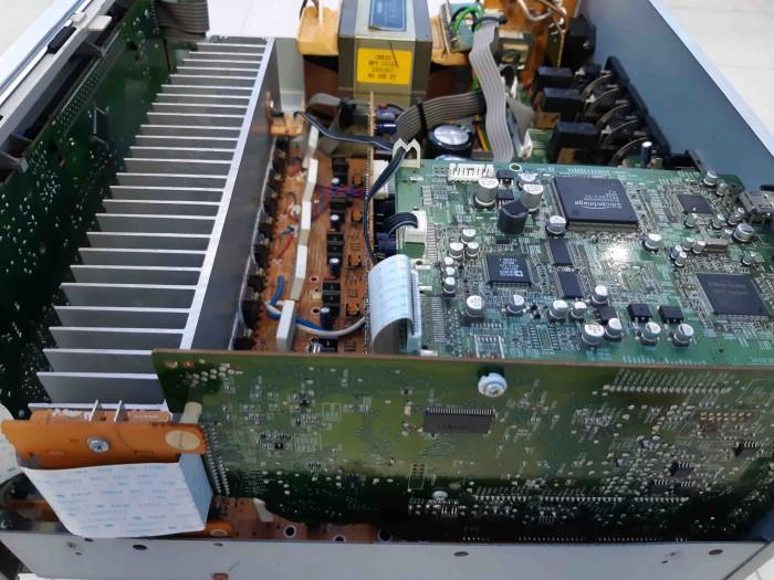 Ampli nội địa Nhật ONKYO TX SA 604 công suất khủng 450W10