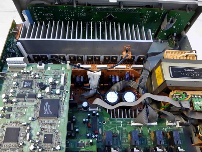 Ampli nội địa Nhật ONKYO TX SA 604 công suất khủng 450W9