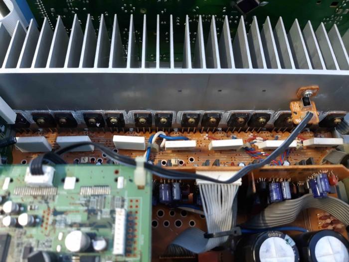 Ampli nội địa Nhật ONKYO TX SA 604 công suất khủng 450W8