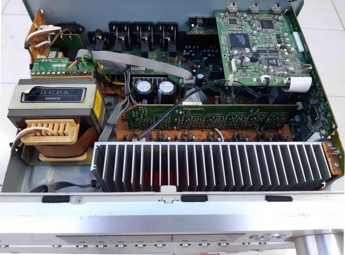 Ampli nội địa Nhật ONKYO TX SA 604 công suất khủng 450W5