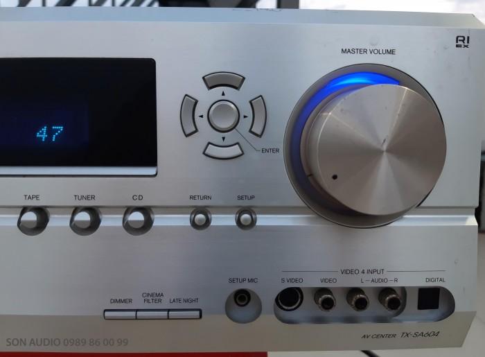Ampli nội địa Nhật ONKYO TX SA 604 công suất khủng 450W4