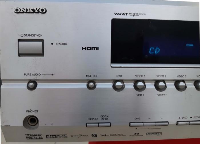 Ampli nội địa Nhật ONKYO TX SA 604 công suất khủng 450W3