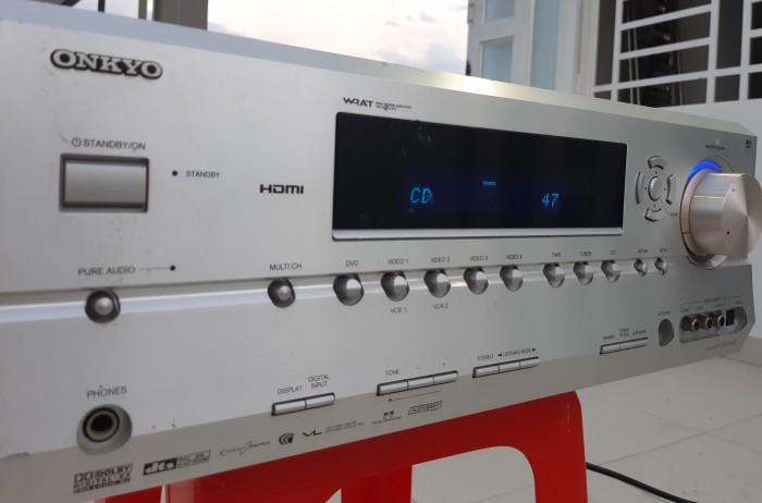 Ampli nội địa Nhật ONKYO TX SA 604 công suất khủng 450W2