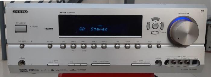 Ampli nội địa Nhật ONKYO TX SA 604 công suất khủng 450W0