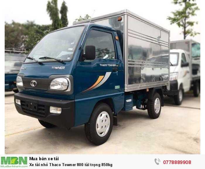 Xe tải nhỏ Thaco Towner 800 tải trọng 850kg 0