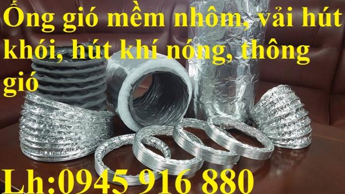 Ống sun bạc hút khói hút mùi nhà bếp D100, D125, D150, D175, D200, D250, D300, D350, D400, D450, D500 hàng cao cấp10