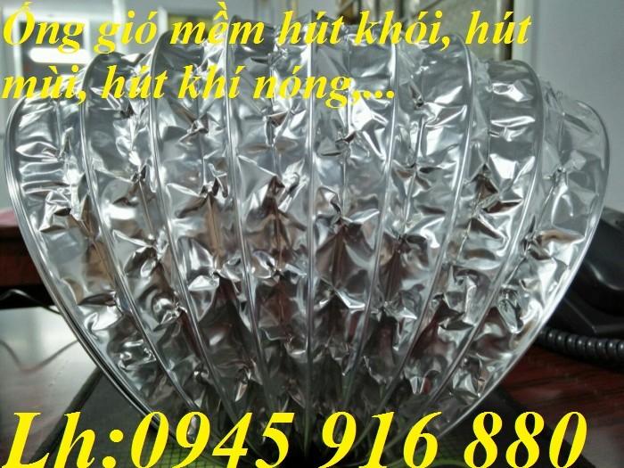 Ống sun bạc hút khói hút mùi nhà bếp D100, D125, D150, D175, D200, D250, D300, D350, D400, D450, D500 hàng cao cấp3
